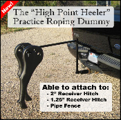High Point Heeler roping dummy