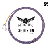 Xplosion Heel Rope by Cactus Ropes