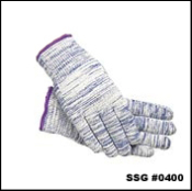 SSG Blue Streak Flex Fit Roping Gloves