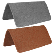 Wool Pad Protector tan grey