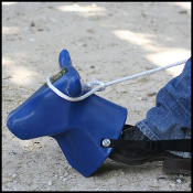 Tapadero Foot Roping Dummy
